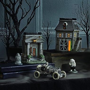 Department 56 The Addams Family Village Accessories Cousin Itt Figurine, 1.7 Inch, Multicolor