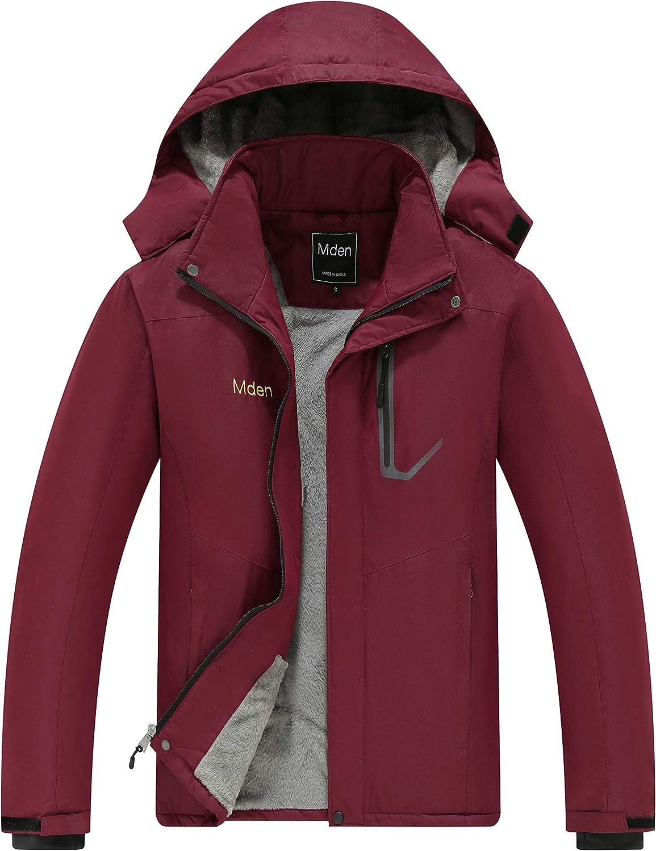 Finally popular brand Mden Men's Mountain Attention brand Waterproof Ski Windproof Jacket Rain