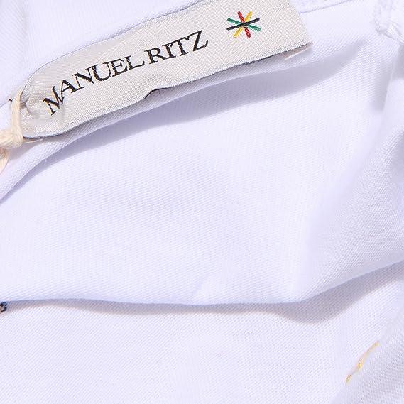 Details about  /4887W maglia bimbo MANUEL RITZ boy cotton t-shirt kid