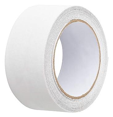 Anti Rutschband PREMIUM selbstklebend Treppenband Stufenband 25mm x 5m weiß