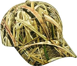 Mossy Oak Adjustable Plastic Snap Closure Blank Cap