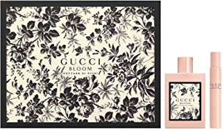 Gucci Bloom Nettare Di Fiori Intense for Women 2 Piece Set (3.4 Eau De perfume Spray+ 0.25 4 Eau De perfume Spray)