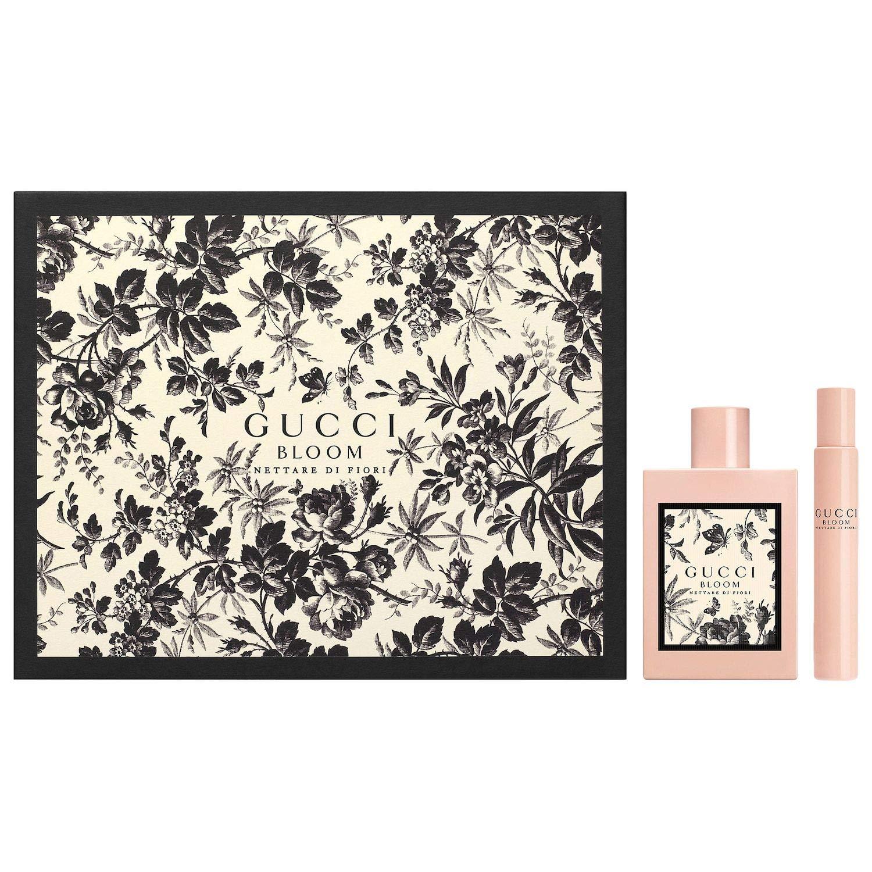 半額 在庫限り Gucci Bloom Nettare Di Fiori Intense 2 Piece for 3.4 Women Set