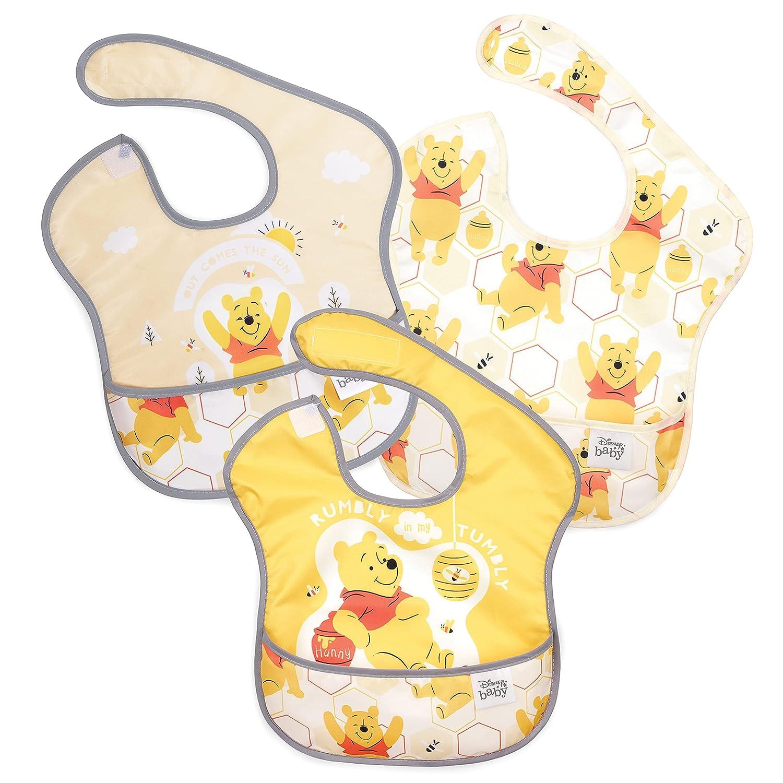 Bumkins SuperBib Baby Bib Waterproof free Fits T and Fabric Babies Tulsa Mall