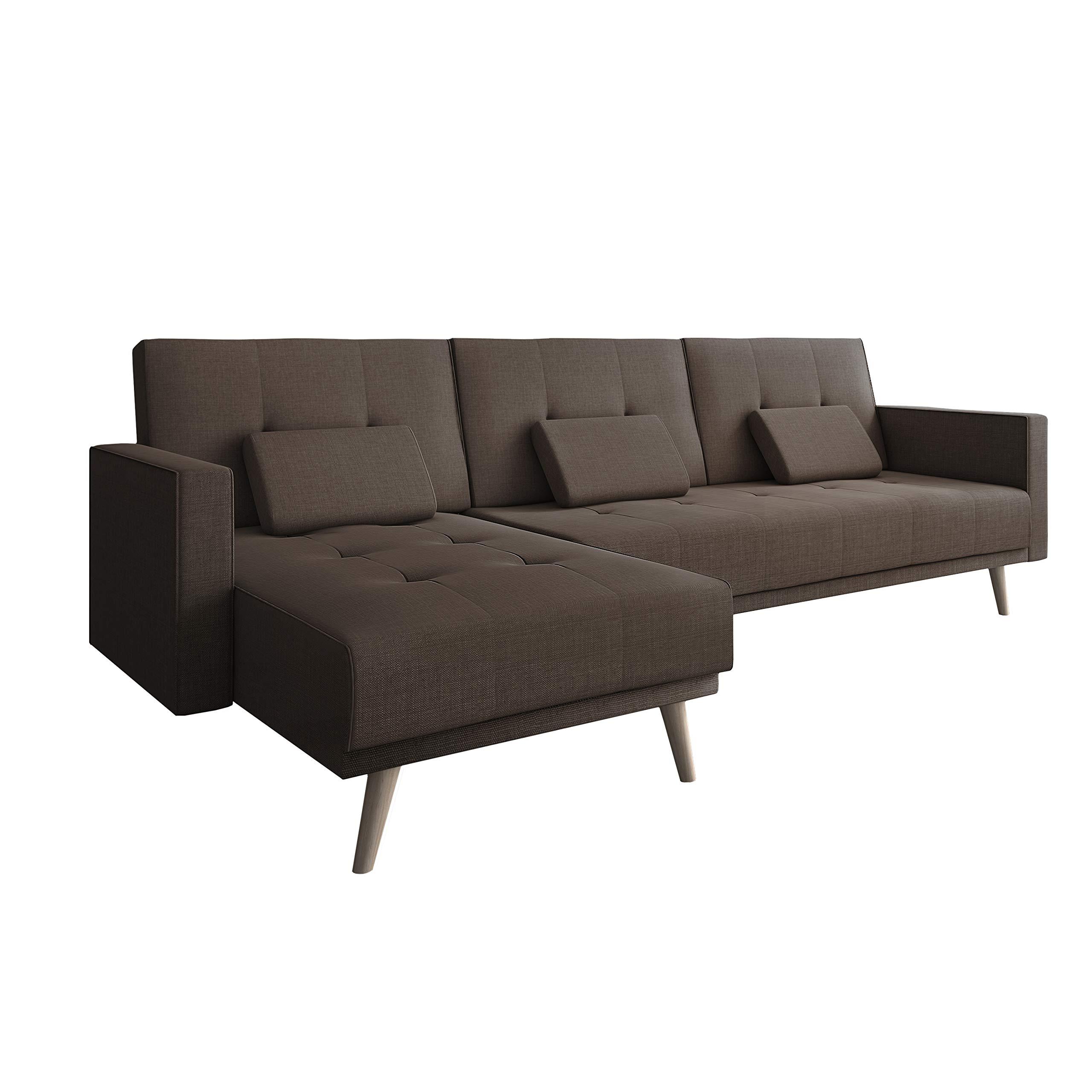 Divano Letto Verona.Comfort Home Innovation Divano Convertibile Ad Angolo Verona