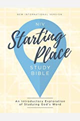 NIV, Starting Place Study Bible: An Introductory Exploration of Studying God's Word Kindle Edition