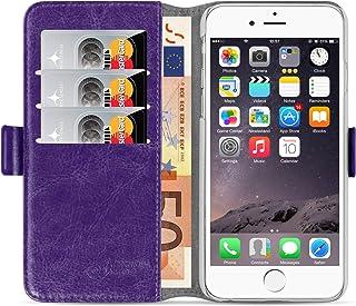 d3e60c81e5d JAMMYLIZARD Funda iPhone 6 Plus 6S Plus carcasa iphone 6 Plus 6S Plus Funda  estilo libro