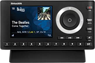 SiriusXM SXPL1H1 Onyx Plus Satellite Radio with Home Kit with Free 3 Months Satellite and Streaming Service