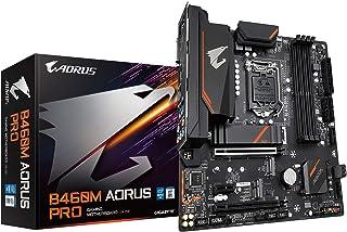 GIGABYTE B460M AORUS PRO (LGA1200/Intel/B460/Micro ATX/Dual M.2/SATA 6GBs/USB 3.2 Gen 1/DDR4/لوحة رئيسية)