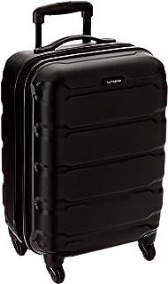 Samsonite Omni PC Hardside Spinner 20, Black, One Size
