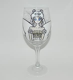 Neo Queen Serenity wine glass