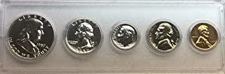 1957 Beautiful comes in hard plastic case Silver US Proof Set Proof