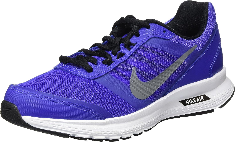 Nike Women's Air Relentless 5 Persian purple Cool Grey Black White Running shoes 5.5 Women US