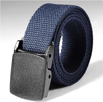 Pagacat Tactical Adjustable Survival Solid Nylon Waist Belt