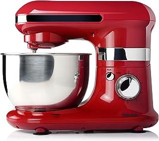 Tristar MX-4170 - Robot de cocina con bol de acero inox, 4.0 L