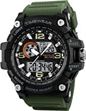 TIMEWEAR Commando Series Analog Digital Sports Watch for Men