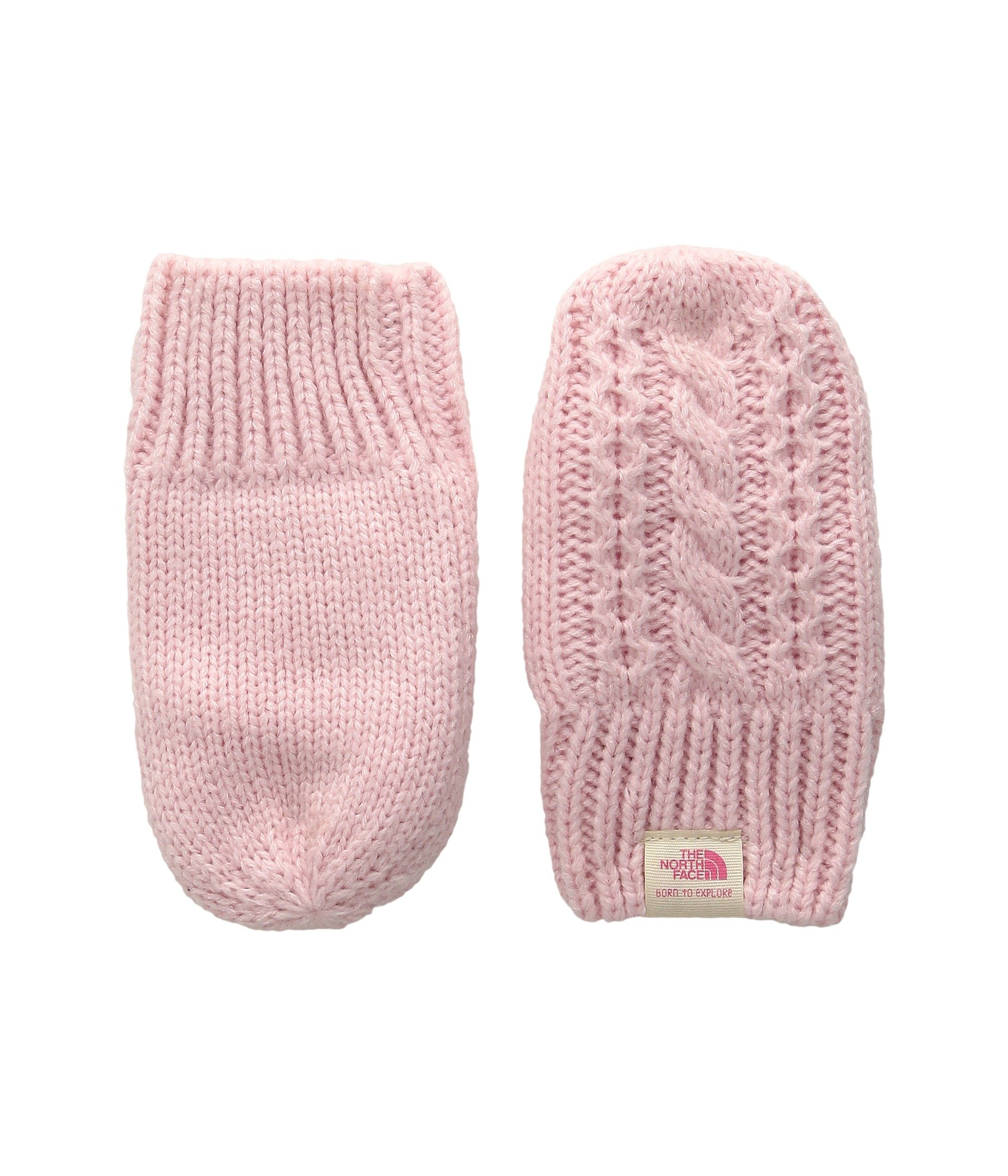 Guantes para Niña The North Face Kids Baby Minna Mitt (Infant)  + The North Face en VeoyCompro.net
