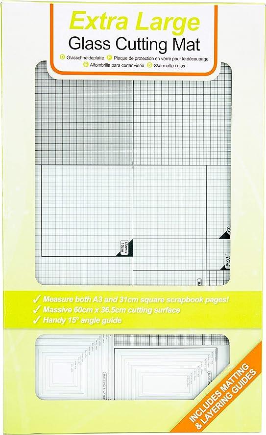 TONIC STUDIOS 352E A3 Glass Cutting Mat-14.3 inches X23.6 inches