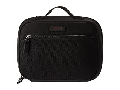 Tumi Accessories Pouch Large (Black) Luggage