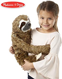 Melissa & Doug Large - Sloth Plush Animals