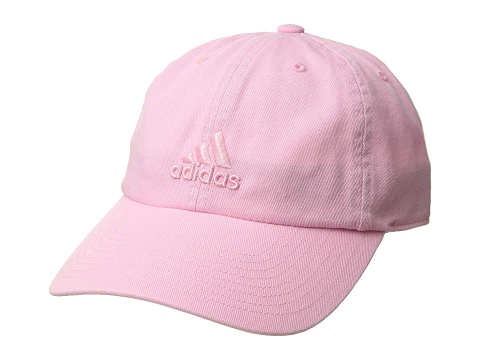 adidas Saturday Cap (True Pink) Caps