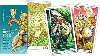 TAROT OF THE HIDDEN FOLK/ENCHANTED TAROT (cards)