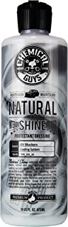 Chemical Guys TVD_201_16 - Natural Shine, Satin Shine Dressing for Plastic, Rubber and Vinyl (16 oz)