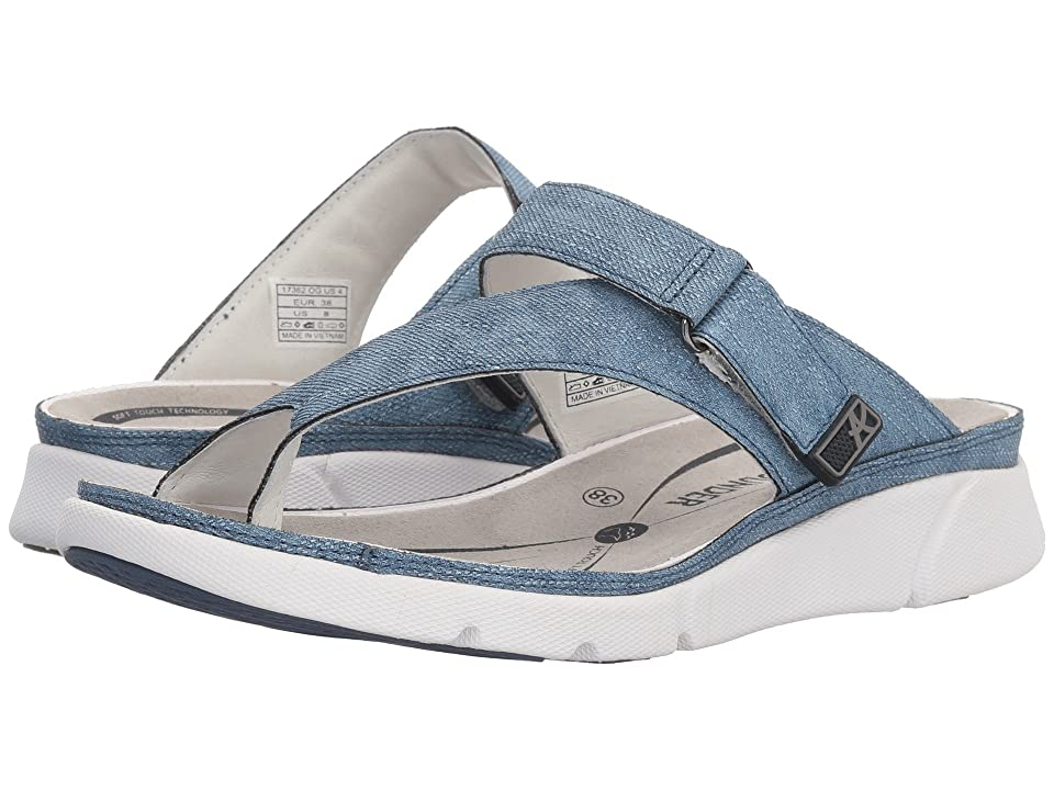 Allrounder by Mephisto Tokara (Jeans Blue Jeanstyle) Women