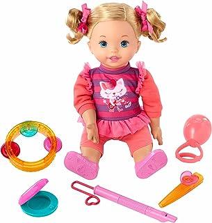 Little Mommy Let's Make Music Doll