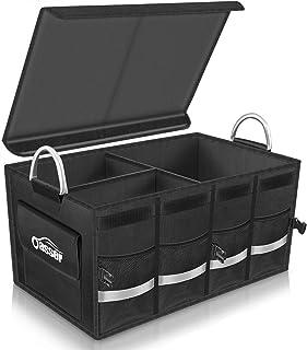Oasser 車用収納ボックス トランクボックス トランク ラゲッジルーム 収納 E3