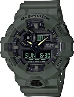 G-Shock GA700 Ana-Digi Green