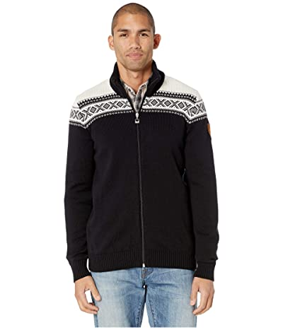Dale of Norway Cortina Merino Masculine Jacket (F-Black/White) Men