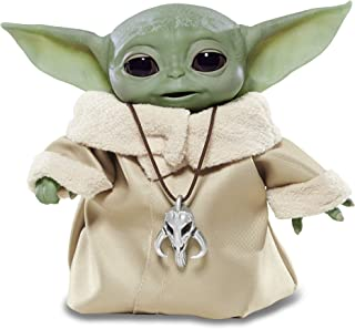 Figura Star Wars The Child (Baby Yoda) Animatronic Inspirado na Série The Mandalorian - F1119 - Hasbro