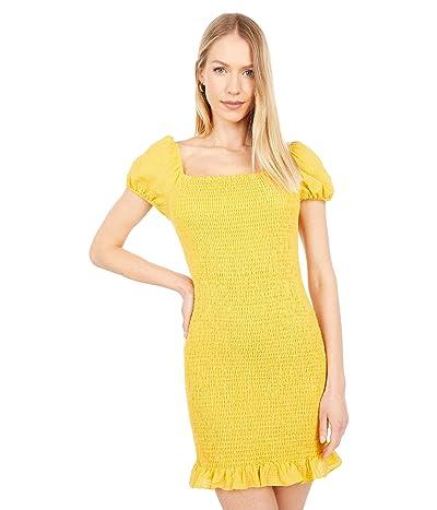LOST + WANDER Daffodil Mini Dress