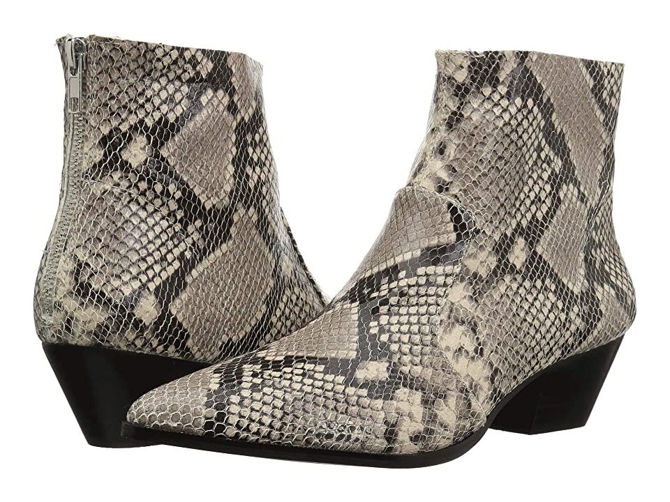 Steve Madden Cafe Bootie (Natural Snake) Women