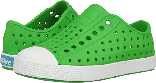 Grasshopper Green/Shell White