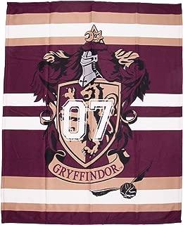 Harry Potter Muggles Fleece Blanket