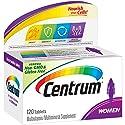 Centrum Women (120 Count) Multivitamin / Multimineral Supplement Tablet, Vitamin D3