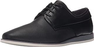 Calvin Klein Men's Kellen Emboss Leather Slip-on Loafer