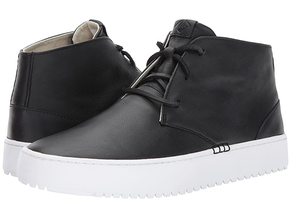 Sperry Endeavor Chukka Leather (Black) Men
