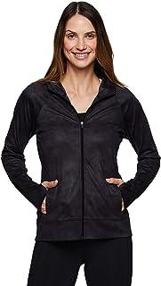 RBX Active Women's Ventilated Mesh Full Zip Jacket