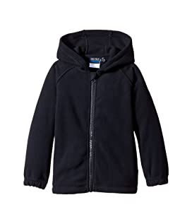 Polar Fleece Jacket w/ Hood (Big Kids)