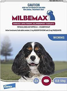 Milbemax Small Dog - 2 Pack