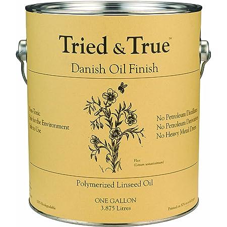 Tried & True Danish Oil Finish, Quart