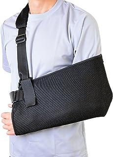 《Bamboo Internals》 腕つり用サポーター アームリーダー アームホルダー 骨折 脱臼 ギプス ネオプレン 三角巾の代わりに