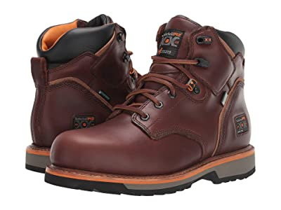 Timberland PRO 20th Anniversary Pit Boss 6 Soft Toe (Brown) Men