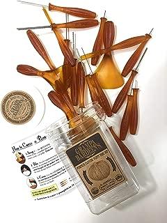 Grampa Bardeen's Pumpkin Carving Party Tool Set