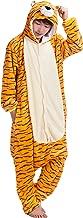 tiger onesie pajamas