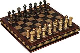 deco chess set