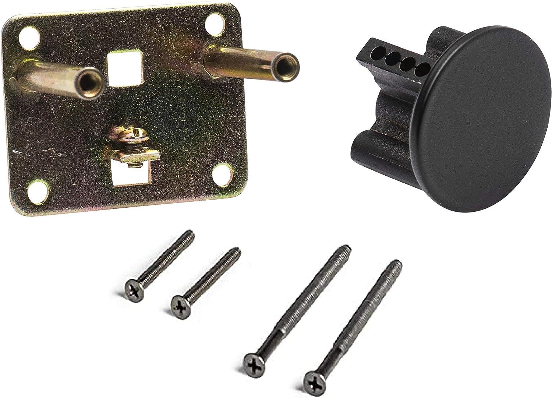New product! New type Berlin Modisch Handleset Inactive Industry No. 1 Dummy Kit Conversion Bla Iron